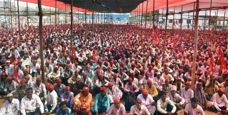 CITU congratulates the Maharashtra peasants