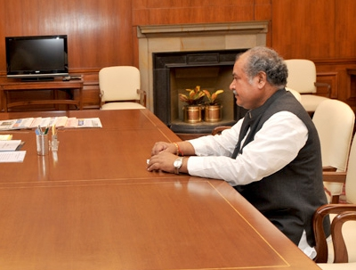Union Labour Minister's meeting with Central Trade Unions