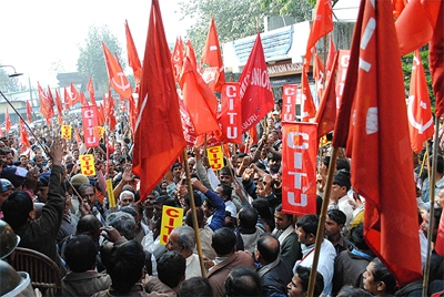 CITU calls for Country wide Campaigns and Struggles